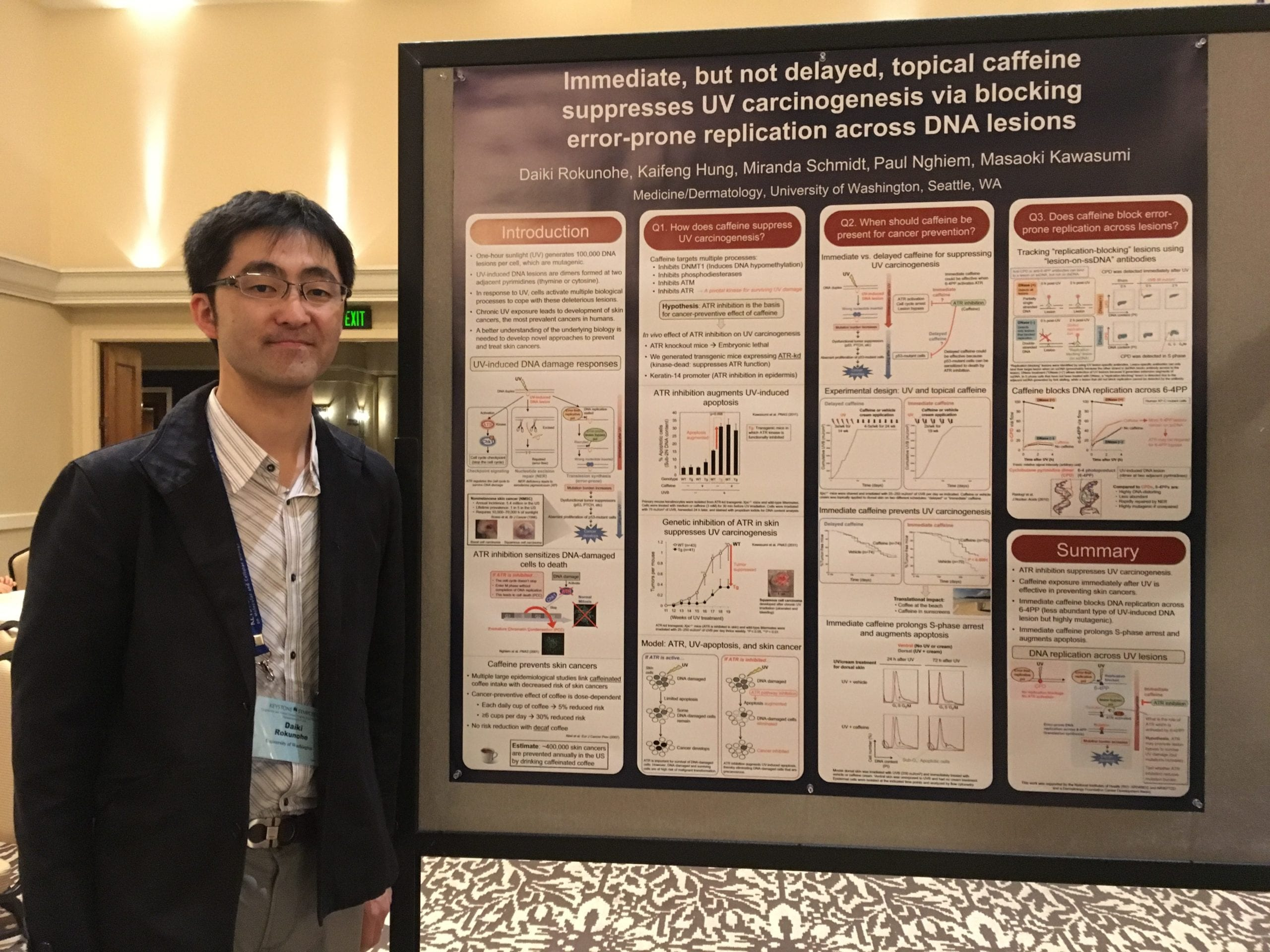 Keystone Symposia Conference In Seattle