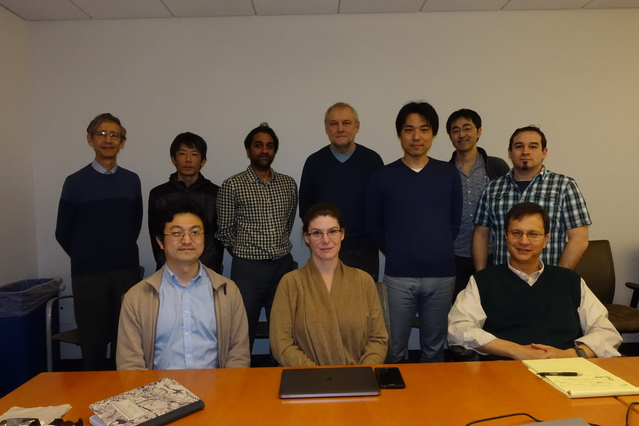 Dr. Takamichi Ito Visited The Kawasumi Lab